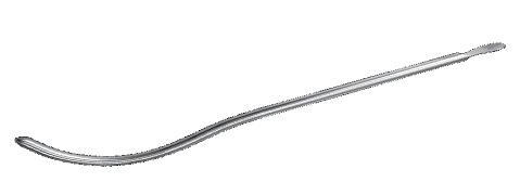 буж уретральний зігнутий по Guyon без внутрішньої різьби № 54 SURGIWELOMED